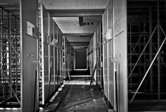 #ailing #architecture #archive #archive cabinets #atmosphere #black white #black and white #break up #broken #building #dark #decay #destroyed #destruction #dilapidated #forget #gang #lapsed #leave #lost places #meta