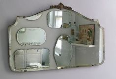 Coleccio de miralls sense marc