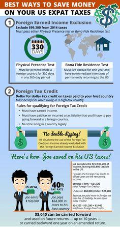 Expats tax