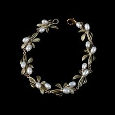 Orange Blossom Bracelet by Michael Michaud Jewelry