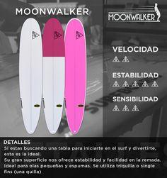 #Moonwalker #Tabla #Miramar #Argentina #APSurfboards Miramar Argentina, Surfboard, Boards, Surfboard Table