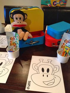 Crafty Mama House party Julius jr Kids party Play date