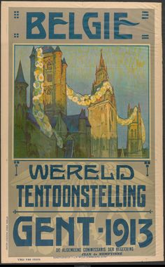 Through Time And Space, World's Fair, Art Graphique, Illustrations And Posters, Travel Posters, Art Forms, Vintage Posters, Adventure, History