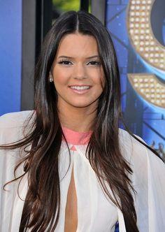 Kendall jenner. hair