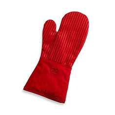 Calphalon® Silicone Oven Mitts, Green, Red or Blue, 2 each!