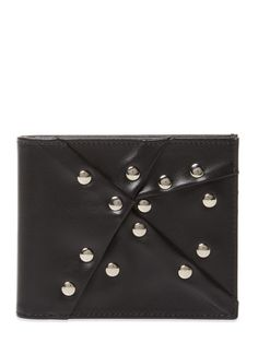 Stud Bifold Wallet by Maison Margiela at Gilt