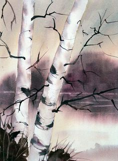 "Seasons Art Exhibition - 6th Place Overall – Marti White – ""Pair of Birch"" - Marti White is a mixed media artist from Tucson, AZ who works in several media including mixed media, watercolor, collage and assemblage. Marti is president of the Contemporary Artists of Southern Arizona, a members of SAWG, Tubac Center of the Arts, Tucson Museum of Art and CAS and PaperWorks. Marti show locally and nationally.    Marti States the following about her art, ""I have always been…"