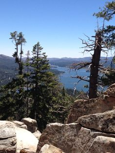Big Bear Lake in Big Bear, CA
