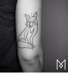 Mo Ganji fox