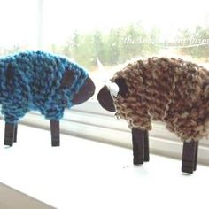 cute sheep craft for all ages!