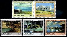 Bermuda Homer Painting Stamps Postage Stamps, All Over The World, Painting, Painting Art, Paintings, Stamps, Painted Canvas, Drawings