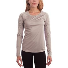 Vapor Apparel Women's Slim Fit Solar Performance UPF Long Sleeve T-Shirt *** LEARN MORE @ http://www.ilikeboutique.com/boutique/vapor-apparel-womens-slim-fit-solar-performance-upf-long-sleeve-t-shirt/?a=0551