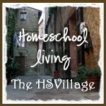 The Homeschool Village Encourage one another and build each other Thess. Home of HSV Garden Challenge Teaching Kids, Kids Learning, Homeschool Blogs, Homeschooling, Wordless Book, American Heritage Girls, Blog Love, Get To Know Me, Curriculum