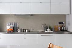 Valkoinen keittiö | Koti ja keittiö