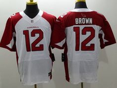 Cheap NFL Jerseys NFL - Nike Arizona Cardinals #15 Michael Floyd White Elite Jerseys Order ...