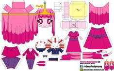 Princess Bubblegum (Joey's Chibi Girls 029) by ELJOEYDESIGNS.deviantart.com on @DeviantArt