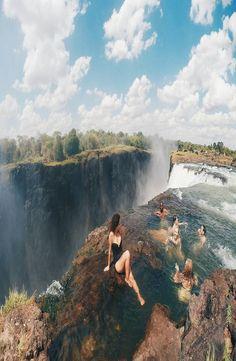 Victoria Falls Victoria Falls Heritage Site And Zimbabwe
