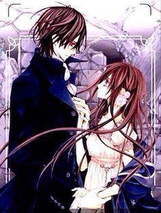 Kaname and Yuki - I ship it!