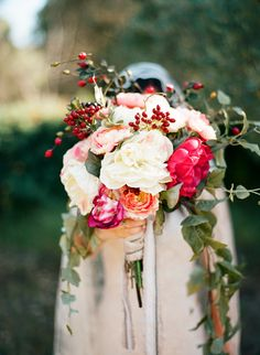 Photography: http://loveisabird.com   Floral design: http://loveisabird.com   Read More: https://www.stylemepretty.com/2015/04/13/intimate-wedding-inspiration-in-the-south-of-france/