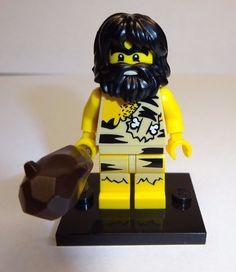 Lego Minifigures Series 1: Caveman