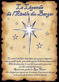affiche étoile berger