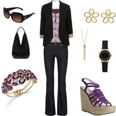 """""""Work Look"""" by annekesguidetostyle on Polyvore"""