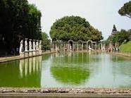 Hadrein's ruins near Tivoli
