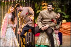 Bollywood Meets Television: Beautiful Wedding Story Of Nikitin Dheer And TV… Kratika Sengar Wedding, Wedding Story, Wedding Ideas, Wedding Couple Poses Photography, Indian Wedding Photography, Photography Ideas, Big Fat Indian Wedding, Indian Bridal, Celebrity Couples