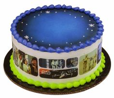 Star Wars Galaxy Designer Cake Side Strips > Insider's special review that you can't miss. Read more :  : Baking tools