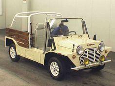 Rare mini moke pick up *only 6984 miles bmc austin morris leyland lhd Classic Mini, Classic Cars, Austin Cars, Beach Buggy, Import Cars, Mode Of Transport, Pedal Cars, Small Cars, Car Wheels