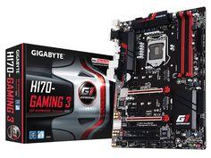 Mother Gigabyte GA-H170-Gaming 3 Socket 1151