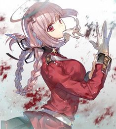 Dirty hands Anime/Game: Fate/Grand Order Character: Berseker (Nightingale) Pixiv's artist: 5955130 ——– Fantasy Characters, Anime Characters, Berserker Fate, Master System, Florence Nightingale, Fate Servants, Fate Anime Series, Fate Zero, Fate Stay Night