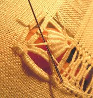 The Pleasure of embroidery sampler Chapter 11 ° angles