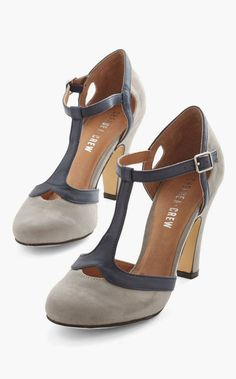 No Limit on Lovely Heel in Grey