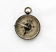 1910s French MORIN Compass / WW1 Brass Military by GrandpasMarket, €99.90