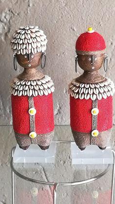 Namji Dolls 25cm. African Dolls, African Masks, Who Is An Entrepreneur, Statues, Home Decor, Art, Dolls, Ethnic, Art Background