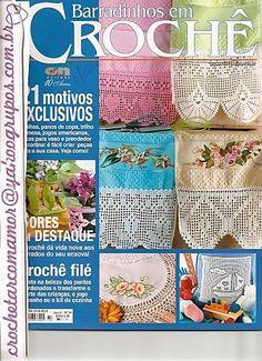 Barradinhos em Croche - claudia - Picasa Webalbumok