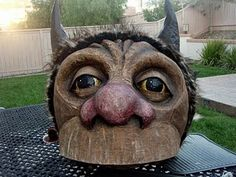 Where the Wild Things Are mask.
