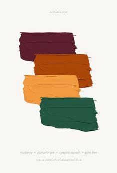 Colour Pallette, Colour Schemes, Color Combos, Colour Board, Color Stories, Color Swatches, Grafik Design, Color Theory, Pantone Color