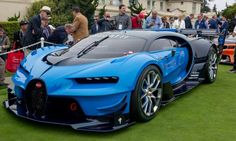 This extreme sports car was arguably the star of the entire show... when it debuted in Frankfurt last y... - Rod Hatfield, Automotive Content Experience..ok, NOT restored but I liked it anyway. If I was rich, I would buy it for our grandson, Hunter.