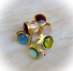 Candys....pure silver & semiprecious stones 2015. Cufflinks, Gemstone Rings, Stud Earrings, Pure Products, Gemstones, Silver, Accessories, Jewelry, Jewlery