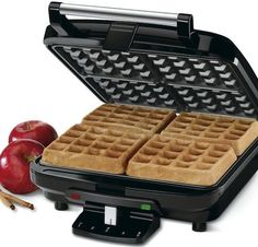 24 things you can make in a waffle iron