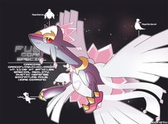 """F.U.S.E Corp Special: Gardias by Dragonith.deviantart.com  Gardias (M-Gardevoir/M-Diancie/Latias)  Dragon/Psychic/Fairy  Classification: Great Eon FUSEmon  Client: :iconsotf:  Special Ability: Mystic Defense """"Protects its allies from one-hit knockout moves and moves that may potentially KO a Pokemon at full health are also negated."""" -Note: This also applies for this Pokemon as well."""