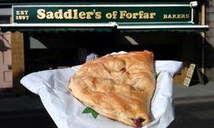 30 days of Scottish food: Day 13 – Forfar Bridie