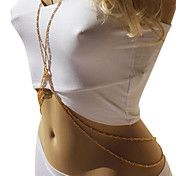 European Style Golden Plated Belly Chain Body – EUR € 5.66