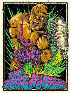 The Toxic Avenger