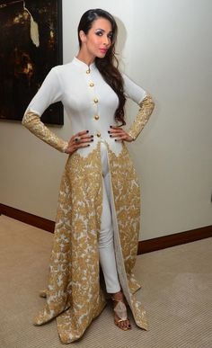 Malaika Arora Khan at a designer store opening in Dubai. #Bollywood #Fashion #Style #Beauty #Sexy #Hot #Classy