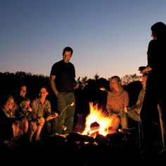 Recipes for Camping (or Glamping)