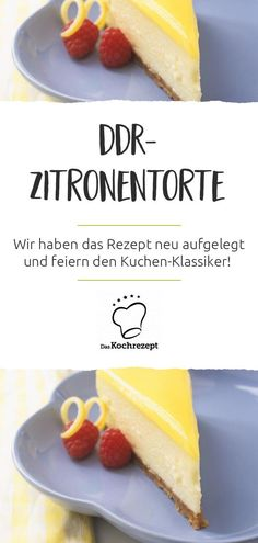 DDR-Zitronentorte Zitronenkuchen Rezepte Do your grandparents also love the GDR lemon cake? Cake Mix Recipes, Easy Cookie Recipes, Dessert Recipes, Desserts, Chip Cookie Recipe, Cake Mix Cookies, Food Cakes, Smoothie Recipes, Crockpot Recipes