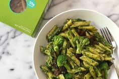 Pesto Penne with Veggies - Ancient Harvest